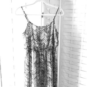 Love Reign, size Small, maxi dress.